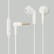 EHP-F10IMAWH [ステレオヘッドホン(マイク付) セミオープン型 φ3.5 13.6mmドライバ FAST MUSIC F10IM ホワイト]