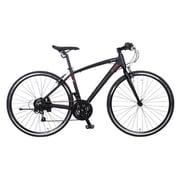 MASERATI AL-CRB7021 URBAN [自転車 マットブラック]