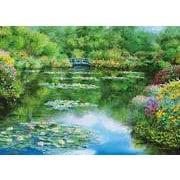500-257 モネの庭 [ジグソーパズル 500ピース]