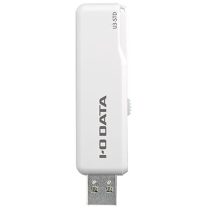 U3-STD32GR/W [USBメモリー USB 3.1 Gen 1(USB 3.0)/2.0対応 32GB ホワイト]
