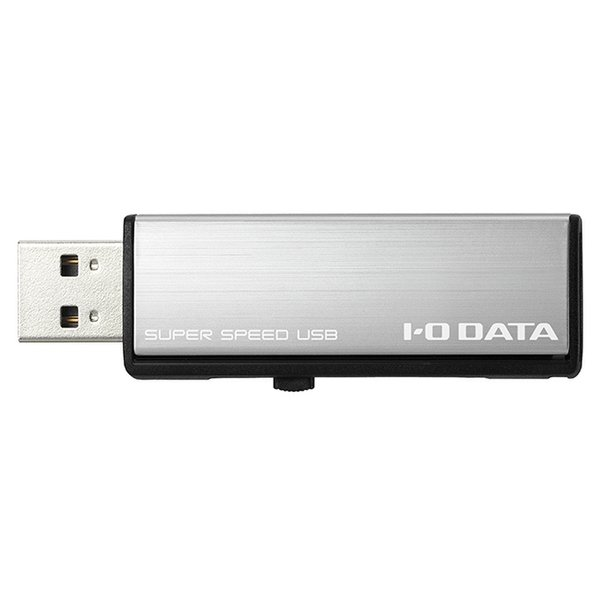 U3-AL32GR/WS [アルミボディ USBメモリー 32GB ホワイトシルバー]