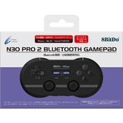 8BitDo N30Pro2 BluetoothGamePad MEdition [コントローラー]