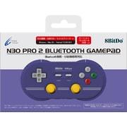 8BitDo N30Pro2 BluetoothGamePad CEdition [コントローラー]