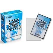 10422 ボードゲームスリーブ Non-Glare Large 59×92mm用 50枚入り [トレーディングカード用品]