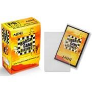 10425 ボードゲームスリーブ Non-Glare Mini 41×63mm用 50枚入り [トレーディングカード用品]