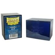 20003 ドラゴンシールド Gaming Box ブルー [トレーディングカード用品]