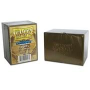 20006 ドラゴンシールド Gaming Box ゴールド [トレーディングカード用品]
