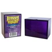 20009 ドラゴンシールド Gaming Box パープル [トレーディングカード用品]
