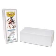 20305 ドラゴンシールド 4コンパートメントボックス ホワイト [トレーディングカード用品]
