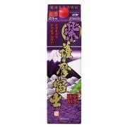 濱田酒造 紫薩摩富士 芋 25度 1800ml [焼酎]