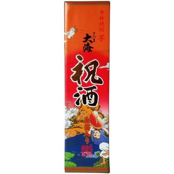 大海祝酒 25度 1800ml [焼酎]