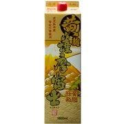 濱田 薩摩富士 黄麹 芋 パック 25度 1800ml [焼酎]
