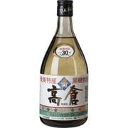 奄美大島 高倉 黒糖 30度 720ml [焼酎]