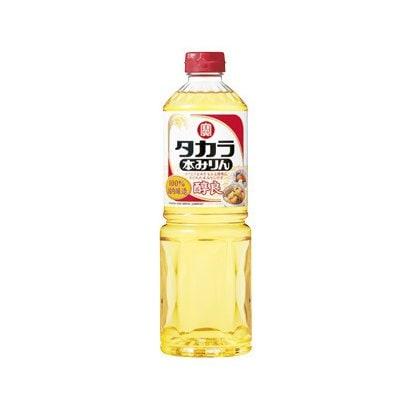 宝酒造 タカラ本みりん 醇良 ペット 12.5~13.5度 1000ml [みりん]