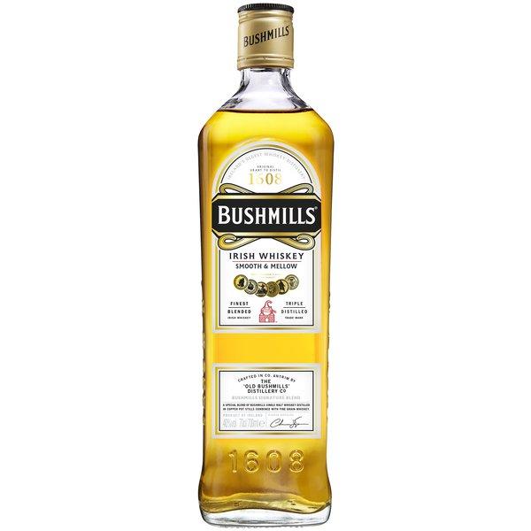 ブッシュミルズ 瓶 40度 700ml [ウイスキー]