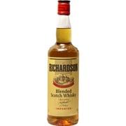 リチャードソンスコッチウイスキー 40度 750ml [ウイスキー]