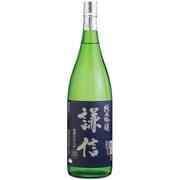 謙信 純米吟醸 15~16度 1800ml [日本酒]