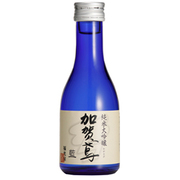 加賀鳶 純米大吟醸 藍 16度 180ml [日本酒]