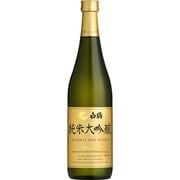 白鶴 純米大吟醸 15~16度 720ml [日本酒]