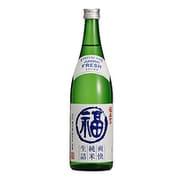 福正宗 爽快純米生詰 15度 720ml [日本酒]