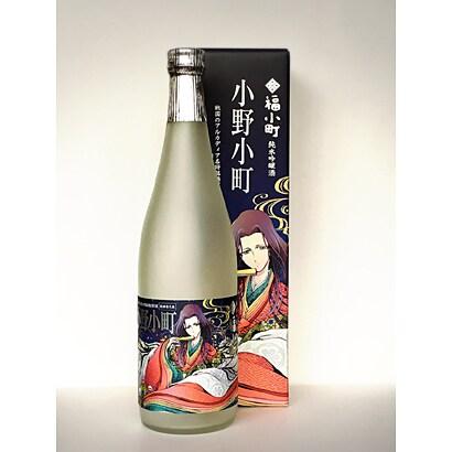 純米吟醸 福小町 戦国のアルカディア 16度 720ml [日本酒]