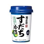 すだち冷酒ネオカップ 10度 180ml [リキュール]