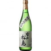 雪の松島 特別純米 15度 720ml [日本酒]
