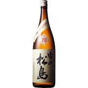 雪の松島 本醸造 入魂超辛 +20 19度 1800ml [日本酒]