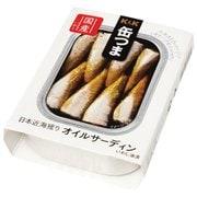 缶つま 日本近海獲り オイルサーディン105g