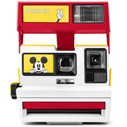 4895 Limited Edition Mickey Cam Vintage 600 Camera