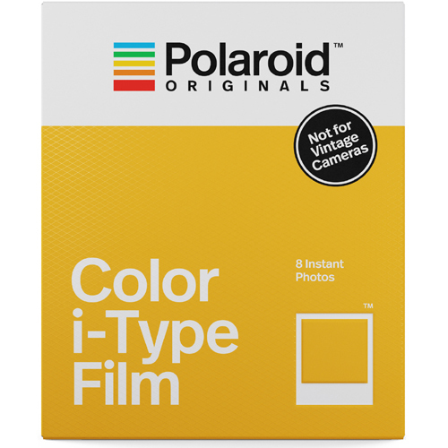 4668 Color Film For i-Type