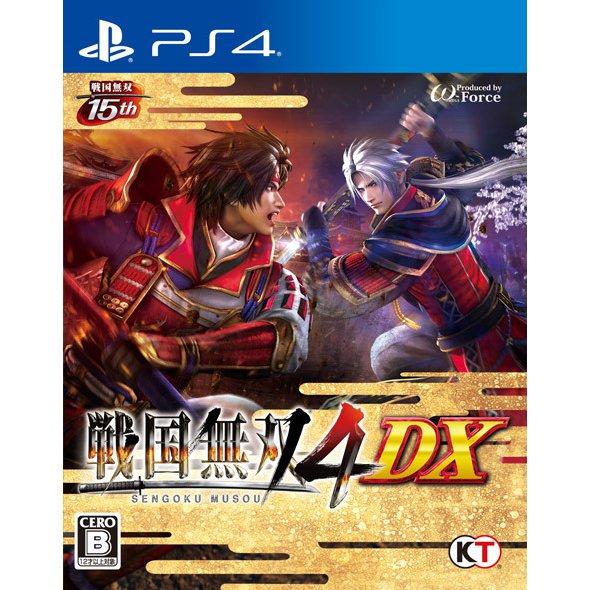 戦国無双4 DX [PS4ソフト]