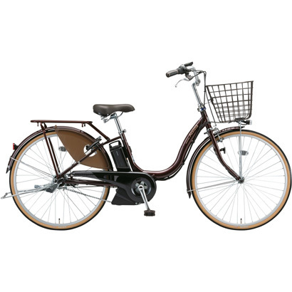 A6XC49 3P90PB0 [電動アシスト自転車 アシスタファインDX(デラックス) 26型 15.4Ah 内装3段変速 F.Xカラメルブラウン]