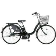 A6XC49 3P90PD0 [電動アシスト自転車 アシスタファインDX(デラックス) 26型 15.4Ah 内装3段変速 T.Xクロツヤケシ]