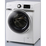 HD71-W/S [ドラム式洗濯機 7.5kg ホワイト/シルバー]