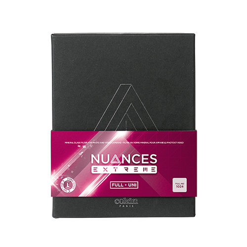 NUANCES EXTREME ND1024 Lサイズ [角型NDフィルター]