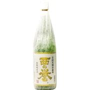 特別純米酒 西の誉 日田天領水仕込み 1800ml [日本酒]