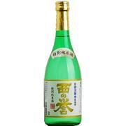 特別純米酒 西の誉 日田天領水仕込み 720ml [日本酒]