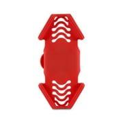 BK18002-R [マルチサイズ対応自転車用ホルダー BikeTiePro2 Red]