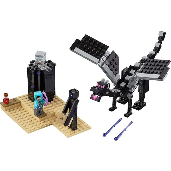 21151 [Minecraft(マインクラフト) 最後の戦い]