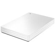 HDPH-UT1WR [USB 3.1 Gen 1/2.0対応ポータブルハードディスク カクうす Lite 1TB ホワイト]