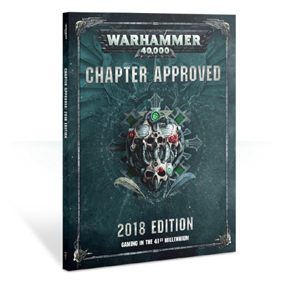 WARHAMMER 40000: CHAPTER APPROVED ENG