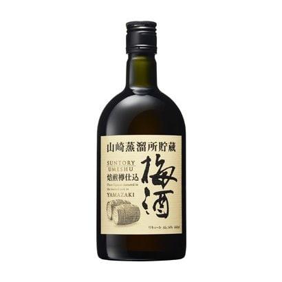 サントリー 焙煎樽仕込み梅酒 瓶 660ml [梅酒]