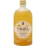 白岳 うめぽん 720ml [梅酒]