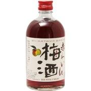 白玉 赤ワイン梅酒N 500ml [梅酒]
