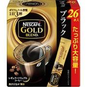 ゴールドブレンド スティック ブラック (2g×26P) 52g