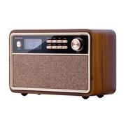 LP-SPBT09WN [Bluetooth ワイヤレススピーカー Classica Premium(クラシカ プレミアム) ウォールナットウッド調]