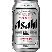 アサヒ スーパードライ 5度 350ml×24缶(ケース) [ビール]