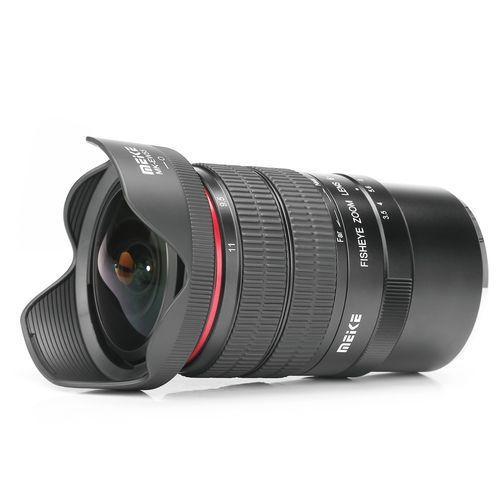 MK611F35N1 [Meike 6-11mm/F3.5 フィッシュアイレンズ MF ニコン1マウント]