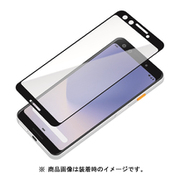 PG-PX3GL01 [Google Pixel3用 液晶全面保護ガラス スーパークリア]